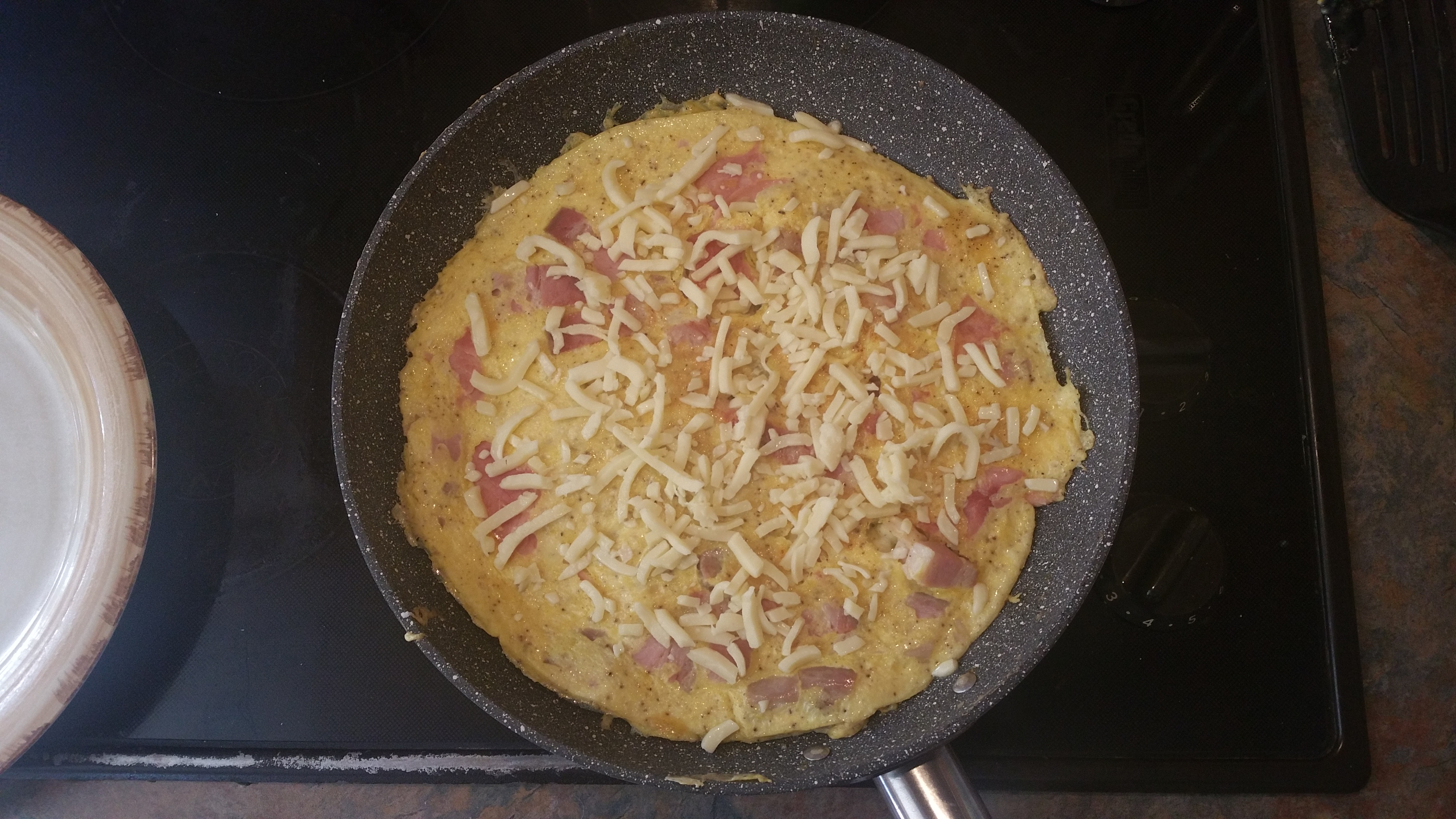 how to cook cheese omelette