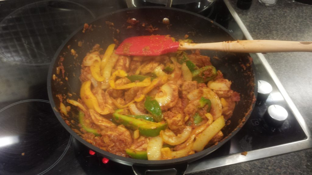 home-made-chicken-fajitas